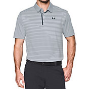 Under Armour Men's CoolSwitch Jacquard Golf Polo