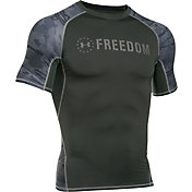Under Armour Men's Freedom HeatGear Compression T-Shirt
