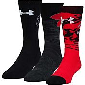 Under Armour Phenom Curry Basketball Crew Socks