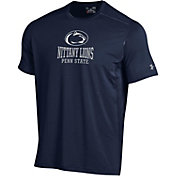 Under Armour Men's Penn State Nittany Lions Raid Performance Blue T-Shirt