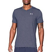 Under Armour Men's Threadborne Streaker V-Neck Running T-Shirt