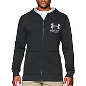 Under Armour Men's Tri-Blend Fleece Full-Zip Hoodie