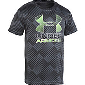 Under Armour Toddler Boys' Tilt Shift Big Logo T-Shirt