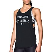 Under Armour Women's Need More Kettlebell Strappy Tank Top