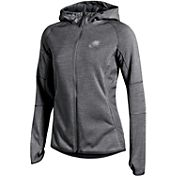 Under Armour NFL Combine Authentic Women's Philadelphia Eagles Grey UA Storm Swacket