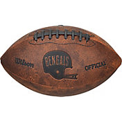 Wilson Cincinnati Bengals Vintage Mini Football