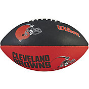 Wilson Cleveland Browns Junior Football