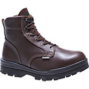 Wolverine Men's Durashocks 400g Steel Toe Waterproof EH 6'' Work Boots