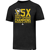 '47 Men's 2017 NHL Stanley Cup Champions Pittsburgh Penguins Splitter T-Shirt