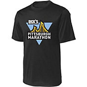 Brooks Men's 2017 Pittsburgh Marathon T-Shirt