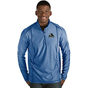 Antigua Men's Minnesota Timberwolves Tempo Royal Quarter-Zip Pullover