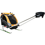 Burley We! Ski Bike Trailer Kit