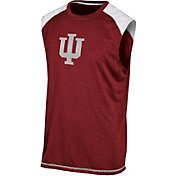Champion Men's Indiana Hoosiers Crimson Muscle Tee