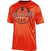 Champion Men's Syracuse Orange Orange Impact Basketball T-Shirt