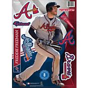 Fathead Atlanta Braves Freddie Freeman Teammate Wall Decal