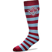 Colorado Rapids Rugby Striped Socks