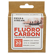 Field & Stream Angler Fluorocarbon Fishing Line