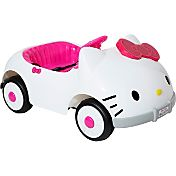 Dynacraft Hello Kitty 6V Electric Car