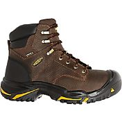 KEEN Men's Mt. Vernon 6'' Waterproof Work Boots