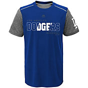 Majestic Youth Los Angeles Dodgers Cool Base Club Series Royal Performance T-Shirt