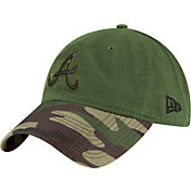 New Era Men's Atlanta Braves 9Twenty 2017 Memorial Day Camo Adjustable Hat