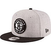 New Era Men's Brooklyn Nets 9Fifty Adjustable Snapback Hat