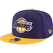 New Era Youth Los Angeles Lakers 9Fifty Adjustable Snapback Hat