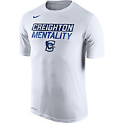 Nike Men's Creighton Bluejays 'Mentality' Bench Legend T- Shirt