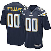 Nike Men's Home Game Jersey Los Angeles Chargers Mike Williams
