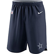 Nike Men's Dallas Cowboys Sideline 2017 Vapor Navy Shorts