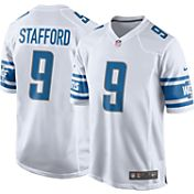 Nike Men's Away Game Jersey Detroit Lions Matthew Stafford #9