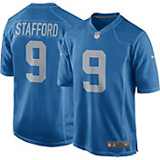 Nike Men's Alternate Game Jersey Detroit Lions Matt Stafford #9