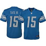 Nike Youth Home Game Jersey Detroit Lions Golden Tate III #15