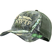 NOMAD Men's NWTF Camo Trucker Hat
