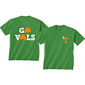 New World Graphics Men's Tennessee Volunteers Green St. Patrick's Day T-Shirt