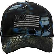Kryptek Men's Digital Camo Flag Hat