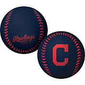 Rawlings Cleveland Indians Big Fly Bouncy Baseball