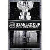 2017 Stanley Cup Champions Pittsburgh Penguins DVD