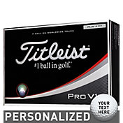 Titleist Pro V1x Double Number Golf Balls