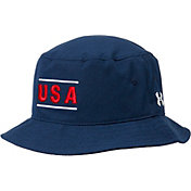 Under Armour Men's ArmourVent USA Graphic Bucket Hat