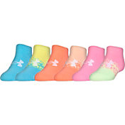 Under Armour Essential Speckled No Show Socks