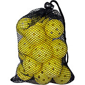 Maxfli Yellow Practice Balls & Mesh Bag – 18-Pack