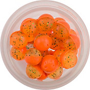 Berkley PowerBait Power Clear Eggs Floating - Garlic Scent