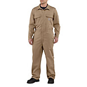 Carhartt Men's Flame Resistant Traditional Twill Coverall - Big & Tall