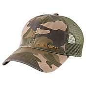 Carhartt Men's Brandt Mesh Back Camo Hat