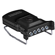 Cyclops Micro 5 LED Hat Clip Head Lamp