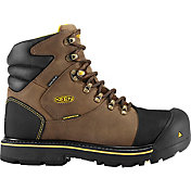 KEEN Men's Milwaukee Waterproof Steel Toe Work Boots