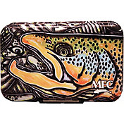 Montana Fly Company Estrada's Brown Trout Fly Box with Optional Leaf