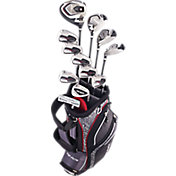 Top Flite 2016 Senior Tour 18-Piece Complete Set – (Graphite)