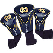Team Golf Notre Dame Fighting Irish Contour Headcovers - 3-Pack